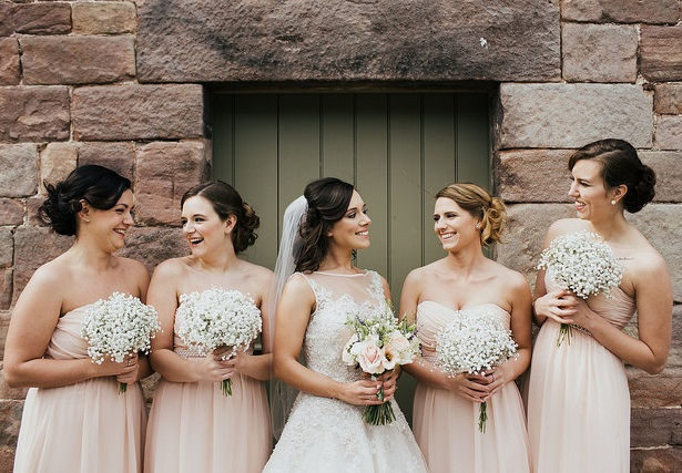 Best Hairstyles For Strapless Wedding Dress